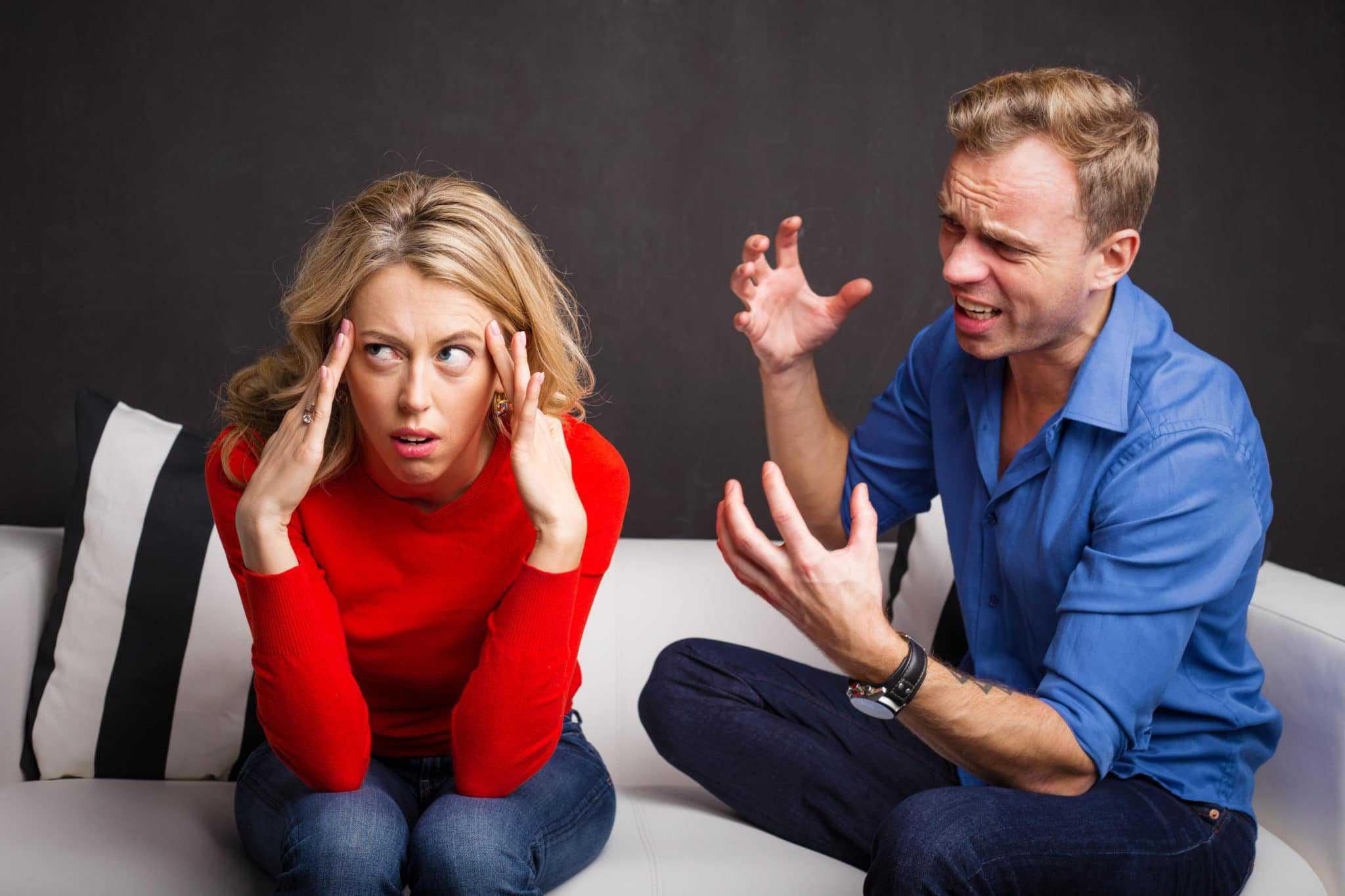 Get A Divorce Not A Fight 1